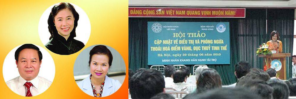 Minh Nhãn Khang được chuyên gia đánh giá cao khi làm giảm ruồi bay trước mắt